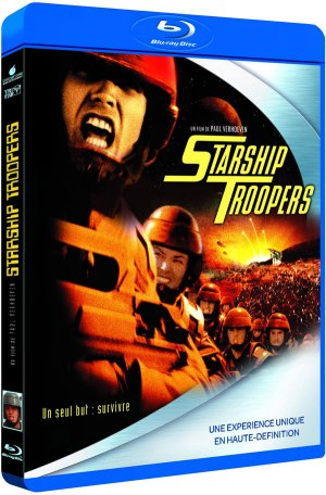 Starship Troopers édition Simple
