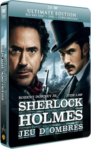 Sherlock Holmes 2 : Jeu d'ombres édition Ultimate edition