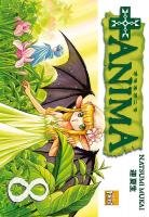 couverture, jaquette +Anima 8  (Taifu Comics)