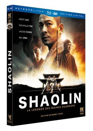 Shaolin édition COMBO BLU-RAY + DVD