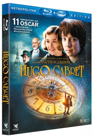 Hugo Cabret édition  COMBO BLU-RAY 2D + DVD