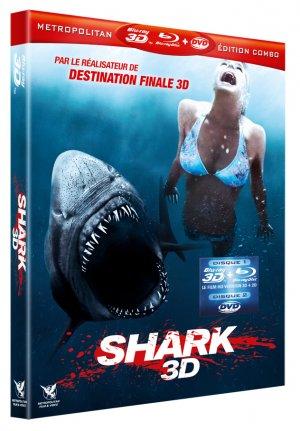 Shark 3D édition Combo bluray dvd