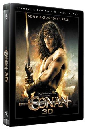 Conan édition Combo Blu-ray 3D + DVD