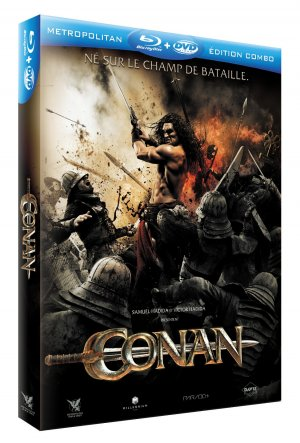 Conan édition Combo Blu-ray + DVD