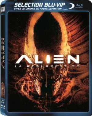 Alien, la résurrection