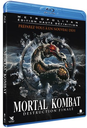 Mortal Kombat - Destruction finale édition Simple
