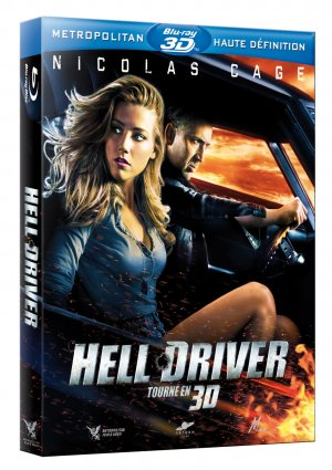 Hell Driver édition Simple