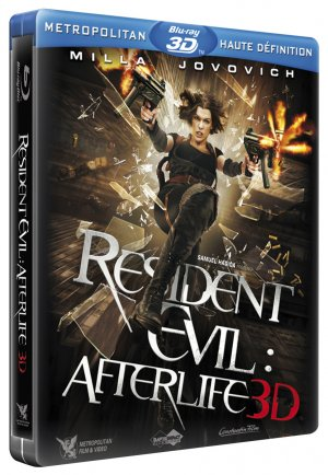Resident Evil : Afterlife édition Collector