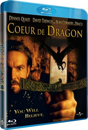 Coeur de dragon édition Simple