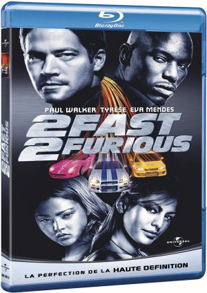 2 Fast 2 Furious édition Simple