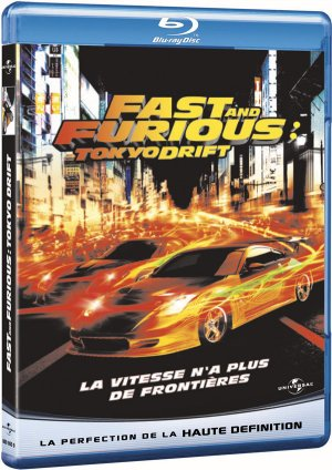 Fast & Furious : Tokyo Drift édition Simple
