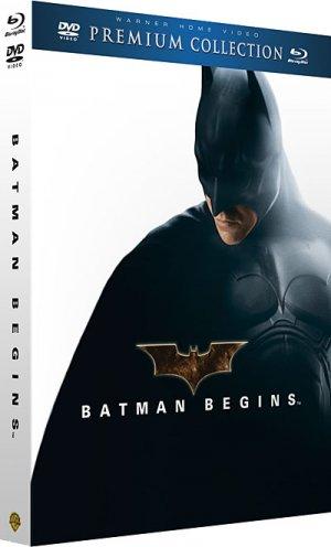 Batman Begins édition Premium Collection