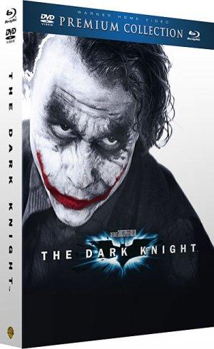 The Dark Knight, Le Chevalier Noir édition Premium Collection