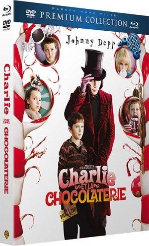Charlie et la Chocolaterie édition Premium Collection