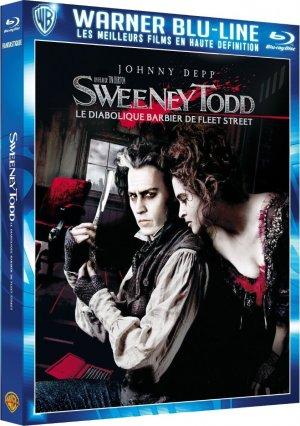Sweeney Todd : Le Diabolique Barbier de Fleet Street édition Simple