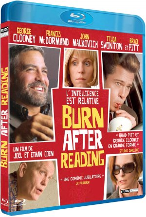 Burn After Reading édition Simple