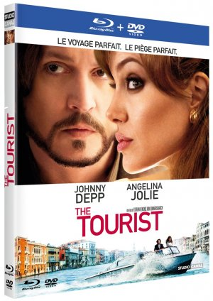 The Tourist édition Combo Blu-ray + DVD