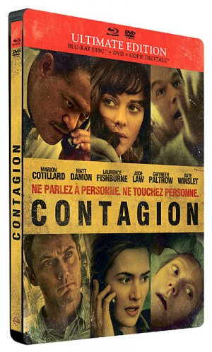 Contagion édition Ultimate