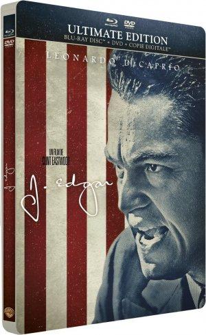 J. Edgar édition Combo Blu-ray + DVD + Copie digitale
