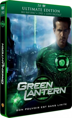 Green Lantern édition ULTIMATE EDITION