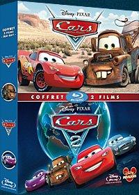 Cars édition Coffret 2 films