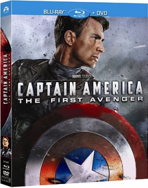 Captain America : First Avenger édition Combo Blu-ray + DVD
