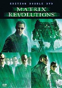 Matrix Revolutions édition Simple