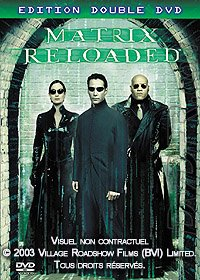 Matrix Reloaded édition Simple