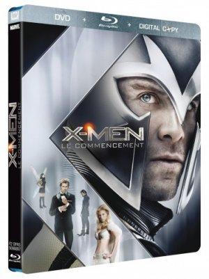 X-Men: Le Commencement édition Combo Blu-ray + DVD + Copie digitale