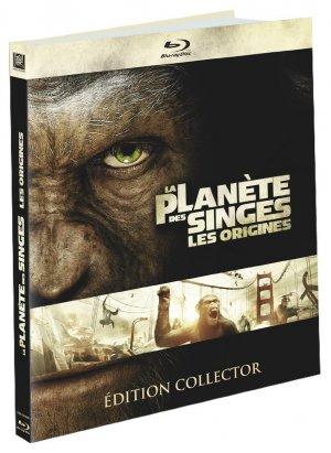 La Planète des singes : les origines édition Collector