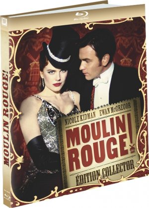 Moulin Rouge ! édition Collector