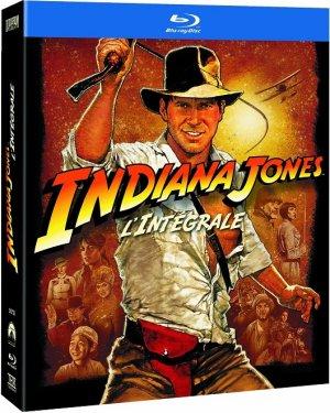 Indiana Jones : l'intégrale édition Intégrale blu-ray