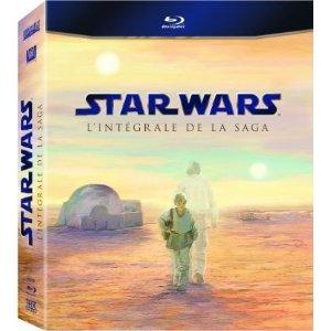 Star wars - l'intégrale de la saga édition Simple
