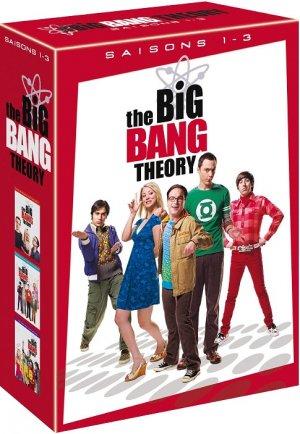 The Big Bang Theory édition Saisons 1-3