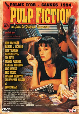Pulp Fiction édition Simple