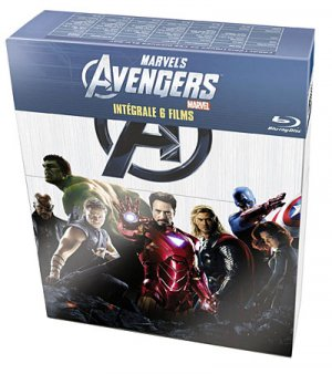 Marvel's Avengers - Intégrale 6 films