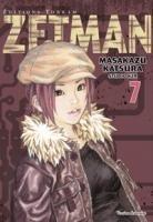 couverture, jaquette Zetman 7  (Tonkam)