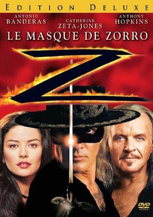 Le masque de Zorro édition Deluxe