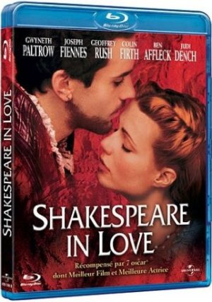 Shakespeare in Love édition Simple