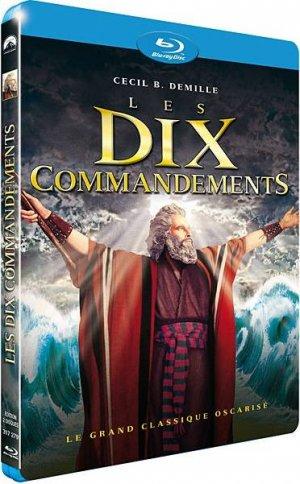 Les dix commandements édition Boitier métal