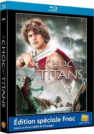Le Choc des Titans (1981) édition Edition Spéciale Fnac