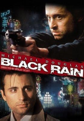 Black Rain édition Simple