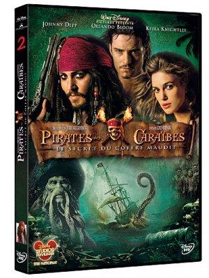 Pirates des Caraïbes : le Secret du Coffre Maudit édition Simple