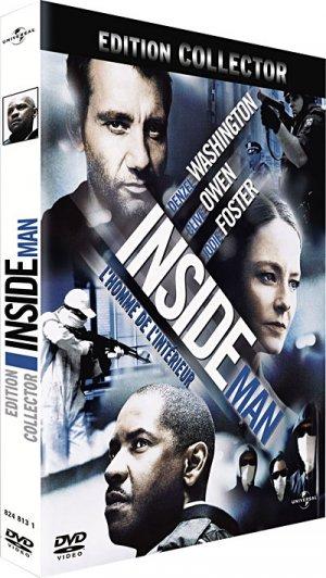 Inside Man - l'homme de l'intérieur édition Collector