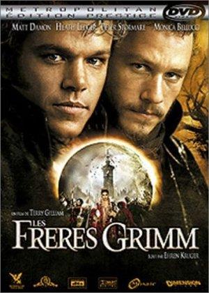 Les Frères Grimm édition Prestige