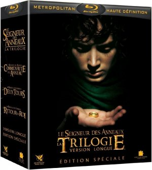 Le seigneur des anneaux - Trilogie édition Edition spéciale - version longue