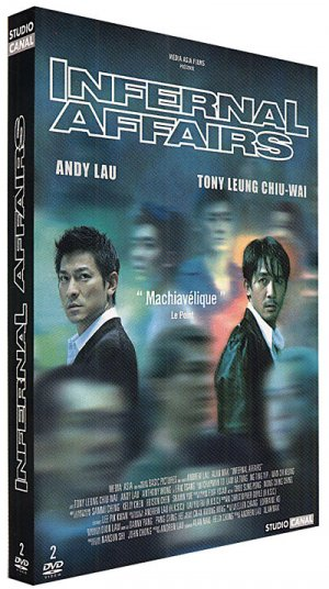 Infernal affairs édition Deluxe