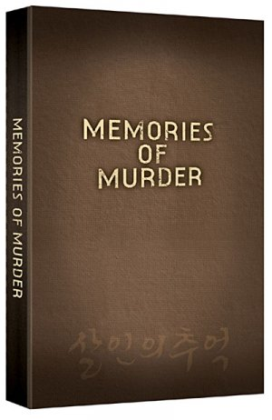 Memories of Murder édition Double