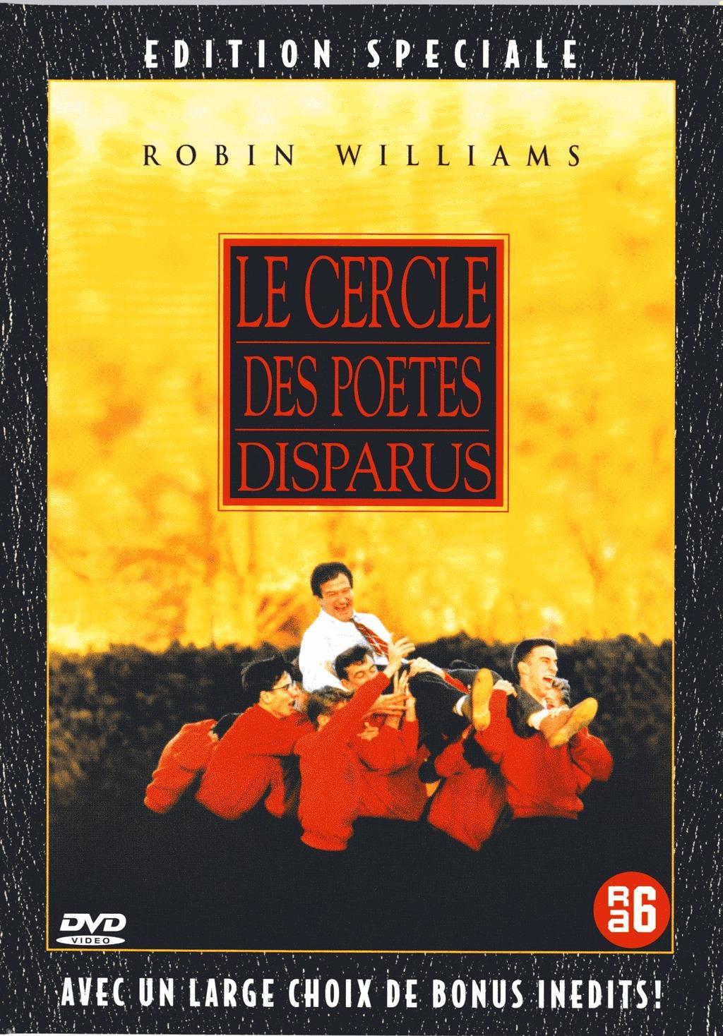 Le Cercle des poètes disparus édition Spéciale