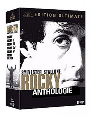 ROCKY Anthologie - 6 films édition Ultimate
